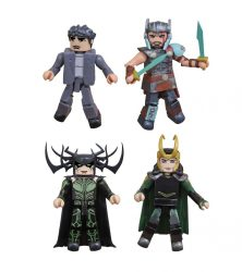 LCS Thor Ragnarok Minimates