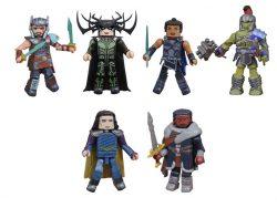Toys-R-Us Thor Minimates