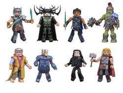 Walgreens Thor Minimates