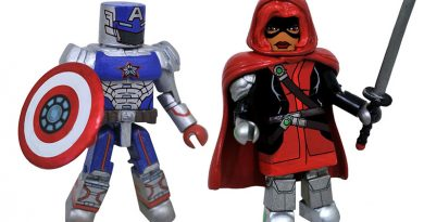 Marvel Contest of Champions to Offer Exclusive Minimates at NYCC 2017
