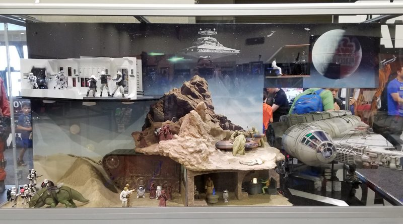 Black Series Diorama