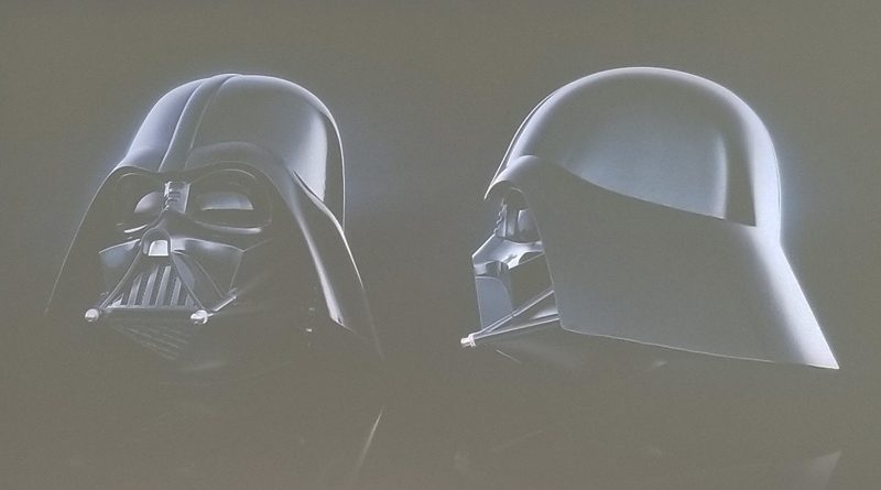 Darth Vader Role Play Helmet Banner