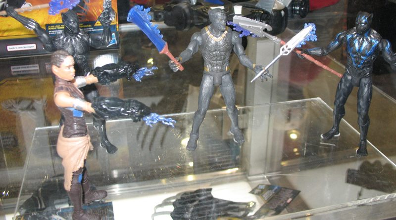 Black Panther Toys Banner
