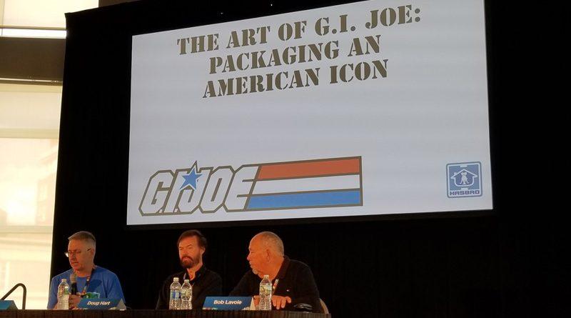 Art of G.I. Joe Packaging Banner