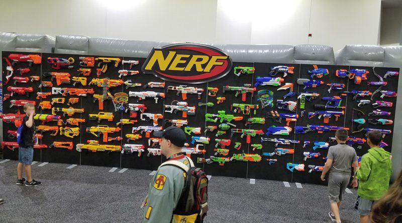 HASCON Nerf Banner