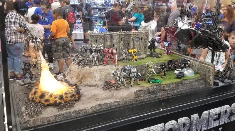 Transformers Diorama