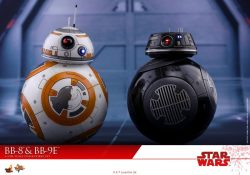 Hot Toys BB-8 and BB-9E