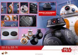 Hot Toys BB Droids