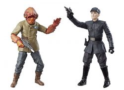 Hasbro Admiral Ackbar and First Order Officer