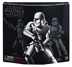 Hasbro Black Series First Order Stormtrooper Boxed