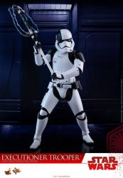 Hot Toys The Last Jedi Executioner Trooper