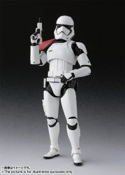 S.H. Figuarts First Order Stormtrooper