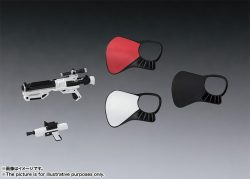 S.H. Figuarts First Order Stormtrooper Acessories