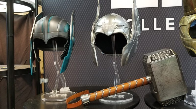 EFX Star Wars And Marvel Prop Replicas At NYCC