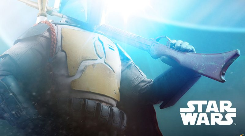 Animated Boba Fett Preview Banner