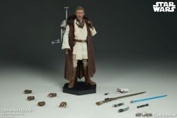 Mythos Obi-Wan Hands & Lightsaber Accessories
