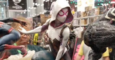 Sideshow And Hot Toys Marvel Releases At NYCC