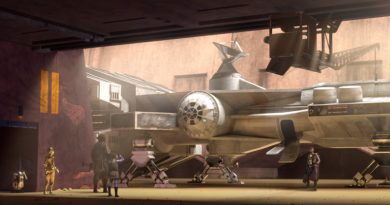 The DAVE School Releases The Star Wars: Concept Trailer