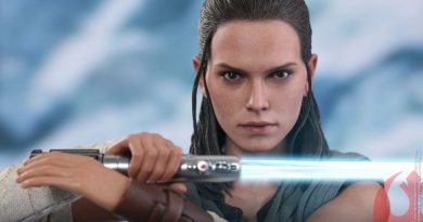 Hot Toys Jedi Training Rey Pre-order