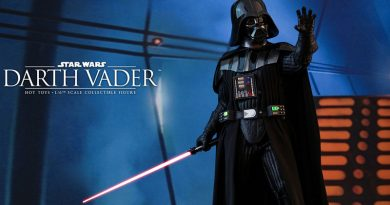 The Empire Strikes Back Darth Vader By Hot Toys Available For Pre-order