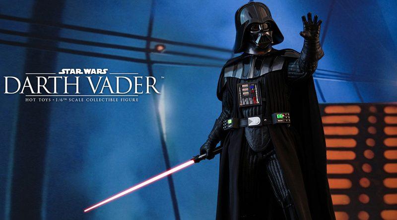 Hot Toys Darth Vader Banner