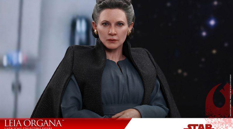 Hot Toys Leia Organa Banner