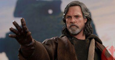 Luke Skywalker Jedi Exile Hot Toys Pre-order