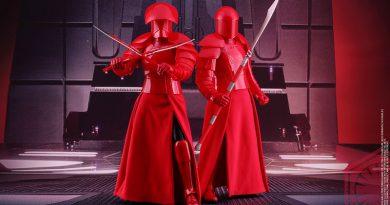 Hot Toys The Last Jedi Praetorian Guard Pre-orders