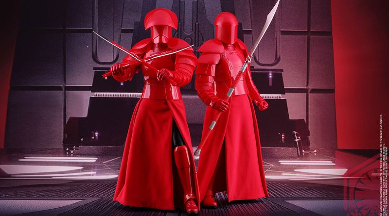 Hot Toys Praetorian Guard Double Blade