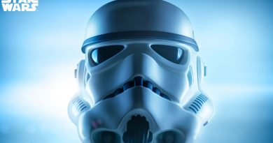 Sideshow Pre-order Available for Life-size Stormtrooper Bust