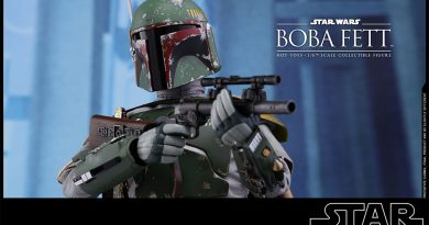 Hot Toys Boba Fett Now Available For Pre-order