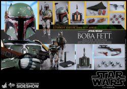 Deluxe Boba Fett Accessories
