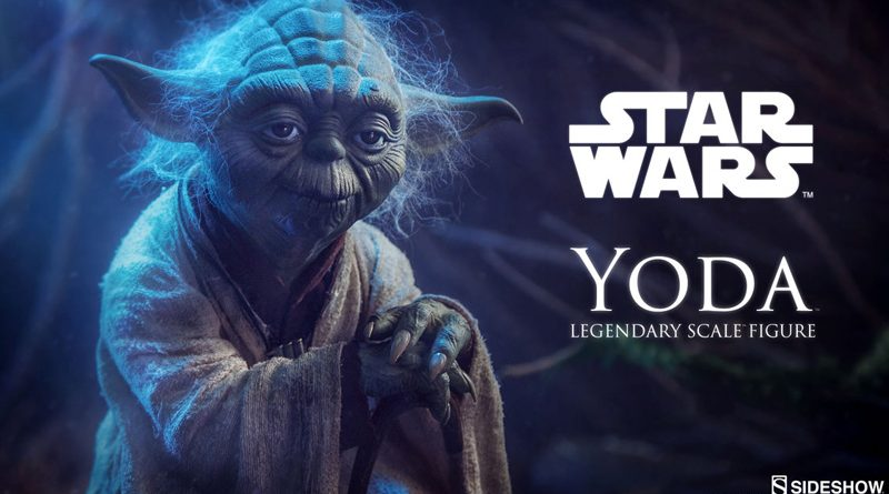 Legendary Scale Yoda