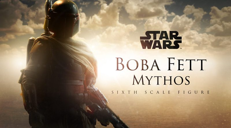 Boba Fett Will Be Next Mythos Figure From Sideshow Collectibles