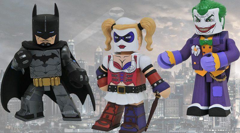 Batman Vinimates Banner