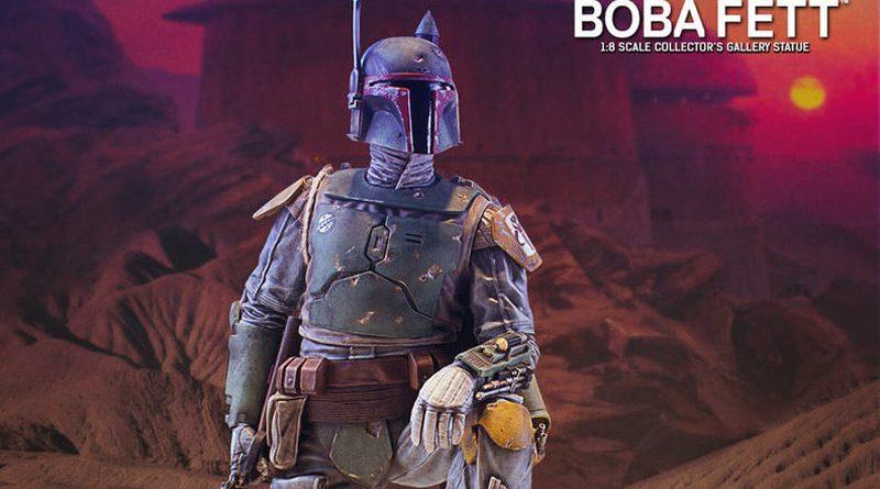 GG CG Boba Fett Banner