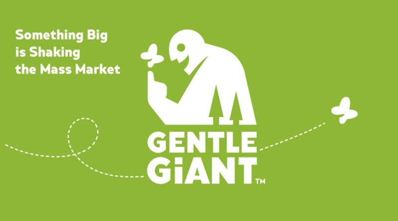 Gentle Giant Ltd. Launches Gentle Giant Toys