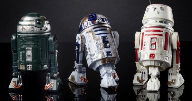 Hasbro Press Photos Of Toy Fair 2018 Black Series And Vintage Collection Reveals
