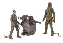 Hasbro Han Solo Chewbacca 2-pack