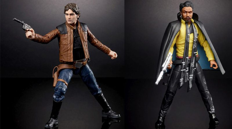 Hasbro Solo: A Star Wars Story Black Series Figures Announced