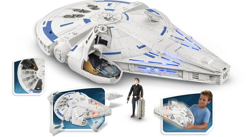 Hasbro Millennium Falcon From Solo: A Star Wars Story