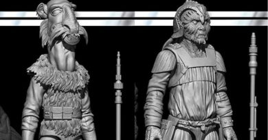 Hasbro Teases Vintage Collection Yak Face And Klaatu