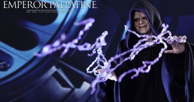 Hot Toys Emperor Palpatine Pre-order