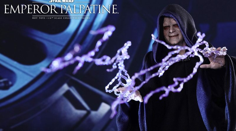 Hot Toys Emperor Palpatine