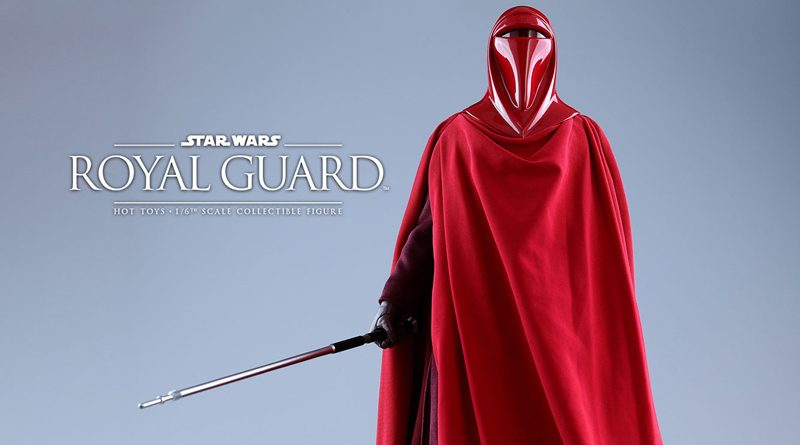 Hot Toys Royal Guard