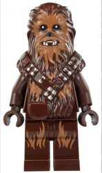 Lego 75212 Chewbacca Minifigure