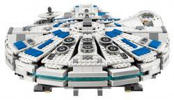 Lego 75212 Millennium Falcon Back