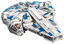 Lego 75212 Millennium Falcon Front