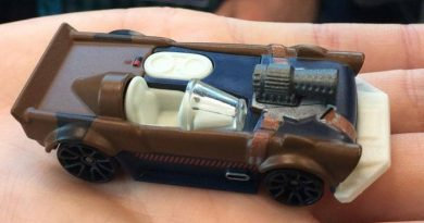 New Hot Wheels Character Cars For Solo Debuted At Toy Fair