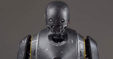 Gentle Giant Announced 1:6 K-2SO Statue